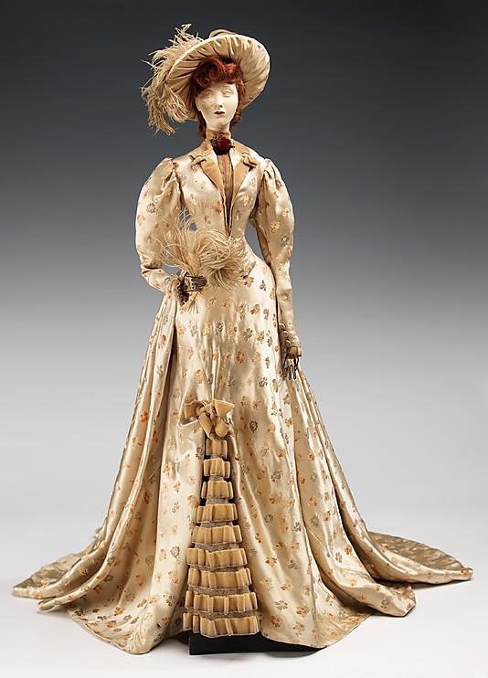 """Les """"fashion-dolls"""" en fils de fer (~1945-50) 1890_g10"""