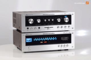 Amplificatore per giradischi thorens td160 107010