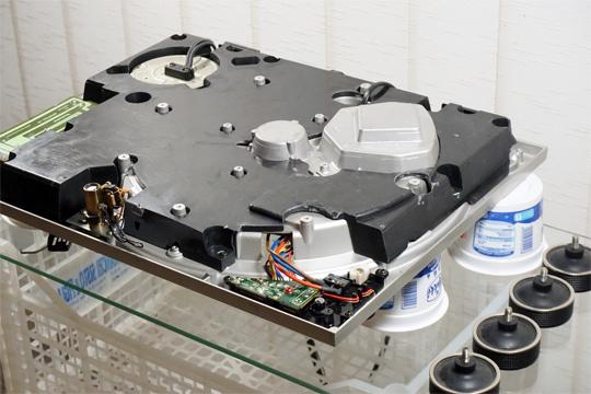 Technics SL1200MKII (SL1210MKII) smontato e calibrato (valter) 1200_120