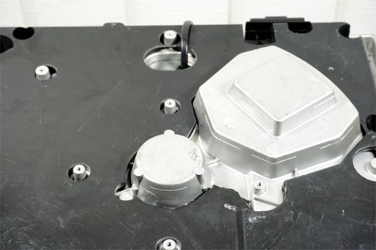 Technics SL1200MKII (SL1210MKII) smontato e calibrato (valter) 1200_121