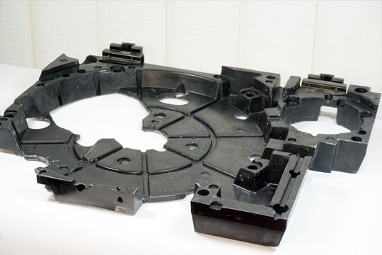 Technics SL1200MKII (SL1210MKII) smontato e calibrato (valter) 1200_123