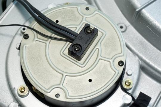 Technics SL1200MKII (SL1210MKII) smontato e calibrato (valter) 1200_126