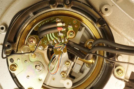 Technics SL1200MKII (SL1210MKII) smontato e calibrato (valter) 1200_214