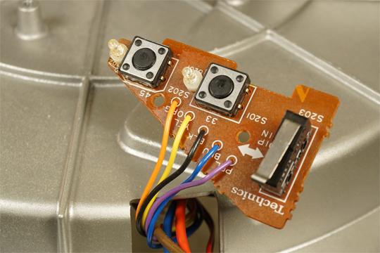 Technics SL1200MKII (SL1210MKII) smontato e calibrato (valter) 1200_217
