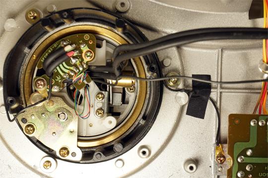 Technics SL1200MKII (SL1210MKII) smontato e calibrato (valter) 1200_218