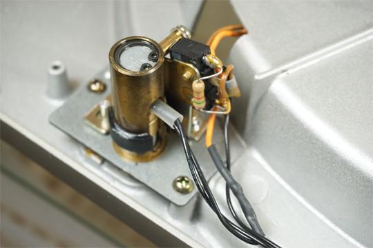 Technics SL1200MKII (SL1210MKII) smontato e calibrato (valter) 1200_219