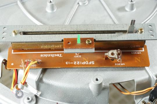 Technics SL1200MKII (SL1210MKII) smontato e calibrato (valter) 1200_222