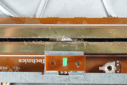 Technics SL1200MKII (SL1210MKII) smontato e calibrato (valter) 1200_313