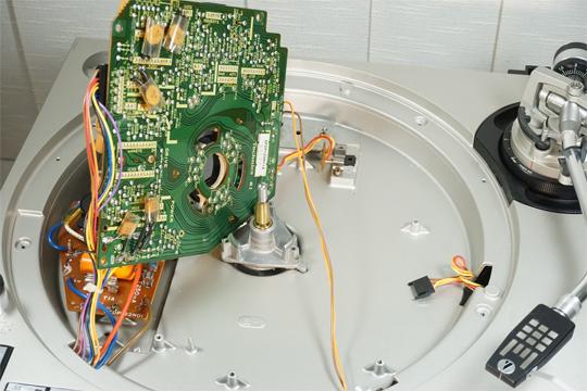 Technics SL1200MKII (SL1210MKII) smontato e calibrato (valter) 1200_315