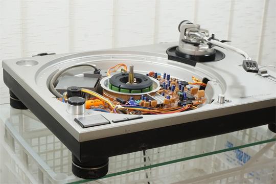 Technics SL1200MKII (SL1210MKII) smontato e calibrato (valter) 1200_512