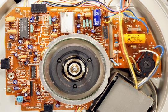 Technics SL1200MKII (SL1210MKII) smontato e calibrato (valter) 1200_611