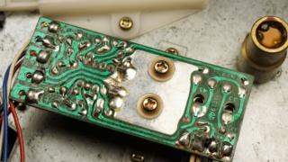 Problema giradischi technics sl23A  2510