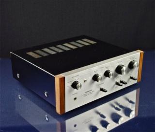 Amplificatore per giradischi thorens td160 50010