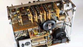 Revox A77 con problemi ai motori (credo) A77311