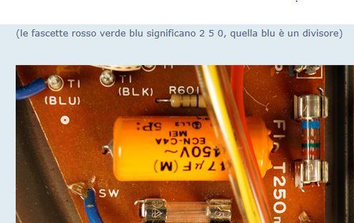 Technics SL1200MKII (SL1210MKII) smontato e calibrato (valter) Ec210