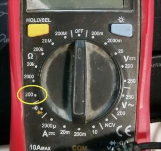 amplificatore pioneer sa-6500 II - problema con audio alto all'accensione O_20010