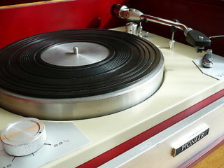Giradischi AUDIO TECHNICA AT-LP120X USB Silver Pionee10