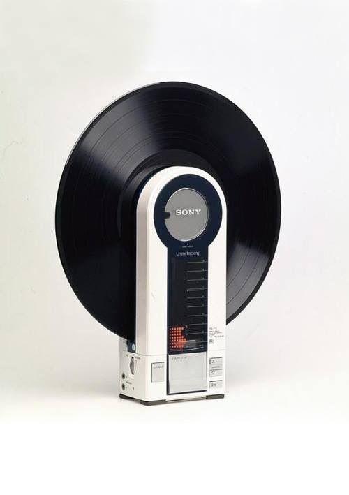 Diffusori on budget per giradischi  vintage technics  Sony10