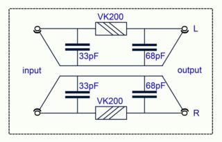 filtro RF per input phono e ... (valter) Vk20010