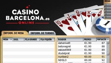 1000€ cabalgata papa noel en casinobarcelona.es con premio añadido Pack en burbuja 06/12/2013 Captur20