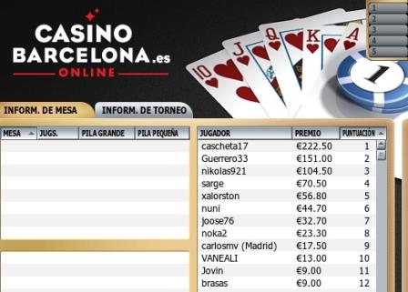 1000€ cabalgata papa noel en casinobarcelona.es con premio añadido Pack en burbuja 06/12/2013 Cs10