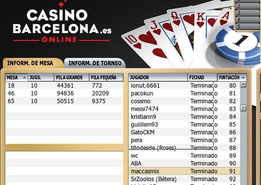 1000€ cabalgata papa noel en casinobarcelona.es con premio añadido Pack en burbuja 05/12/2013 Jj10