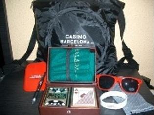 1000€ cabalgata papa noel en casinobarcelona.es con premio añadido Pack en burbuja 05/12/2013 Pack13