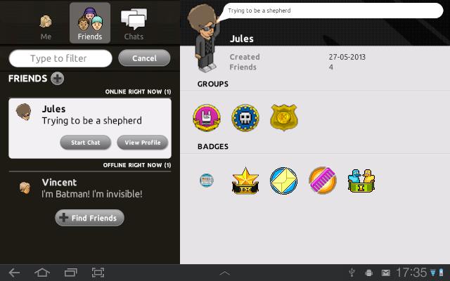 Nuova Versione di PocketHabbo 1.9 - Play Store 534