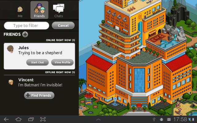 Nuova Versione di PocketHabbo 1.9 - Play Store 621
