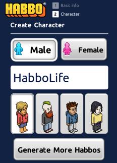 Pocket Habbo - Versione 2.0.0 per iPhone - Pagina 3 Scher175
