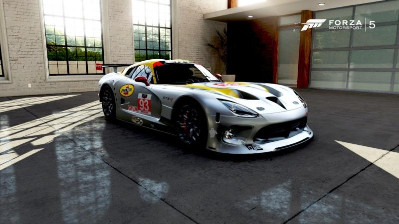 SRT Motorsports USCR #93 livery now available on FM5 Fm5_us14