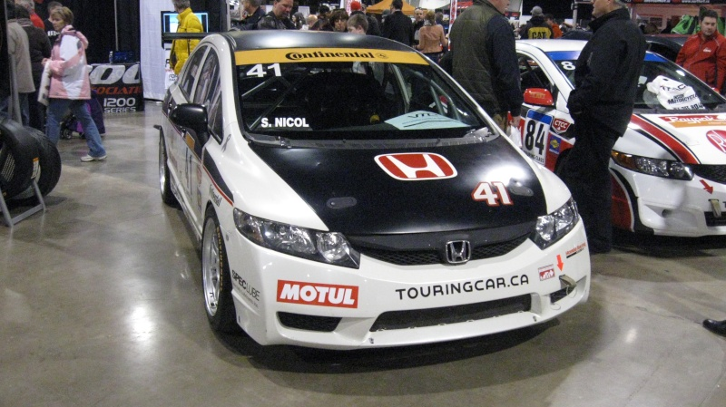 XPLR CTCC at the Canadian Motorsports Expo! Img_1510