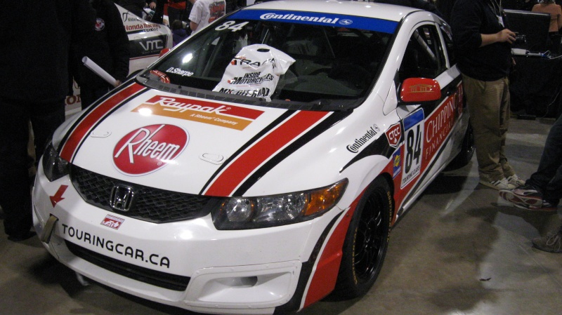 XPLR CTCC at the Canadian Motorsports Expo! Img_1511