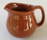 Crown Lynn 'toby' jugs in four sizes Cl_tob17