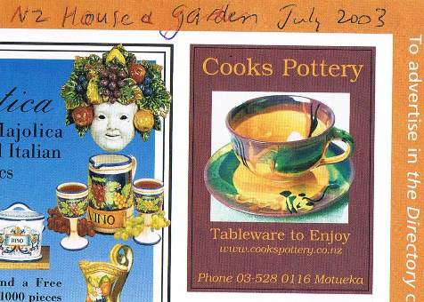David & Ruth Cook -  Cooks Pottery Cooks_10