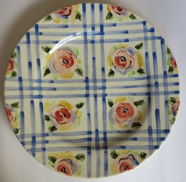 The Garden Party and China Blue platters  X_chin14