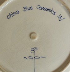 garden party - The Garden Party and China Blue platters  X_chin15