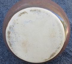 Kermiko Stoneware Pate dish X_cook11