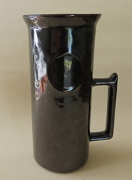 Talll brown mug - D.A. Hillis Associates ANZR conference 1972 X_mug_22