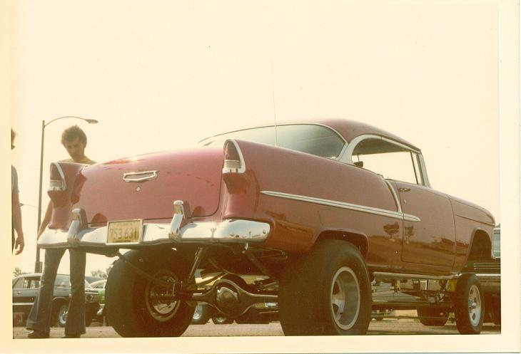 GASSERS Chevy511