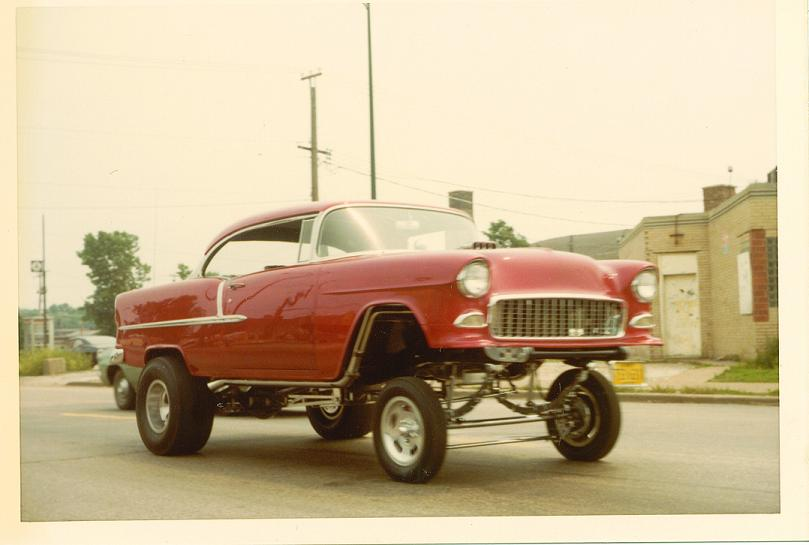GASSERS Chevy512
