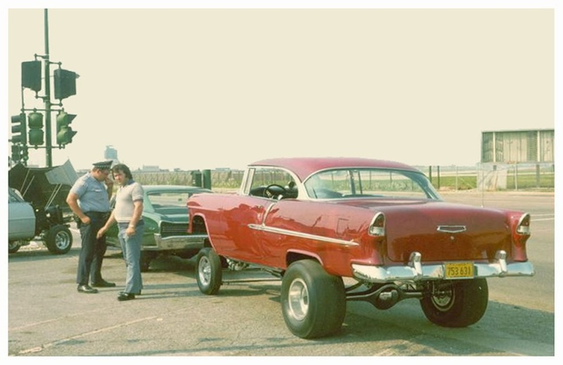 GASSERS Chevy513