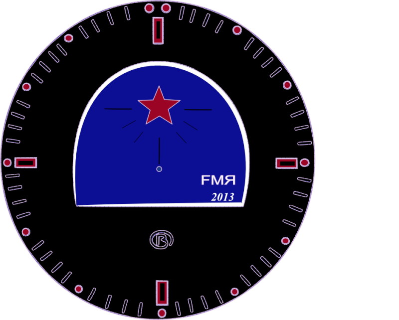 Montre du Forum: le Concours définitif FMR - Page 5 Vostok12