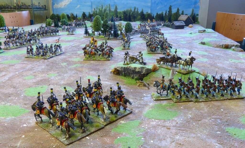 Campagne 1809 (ou ce que vous verrez à Bourges pour Avaricum v !) P1000749