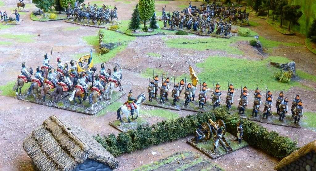 Campagne 1809 (ou ce que vous verrez à Bourges pour Avaricum v !) P1000752