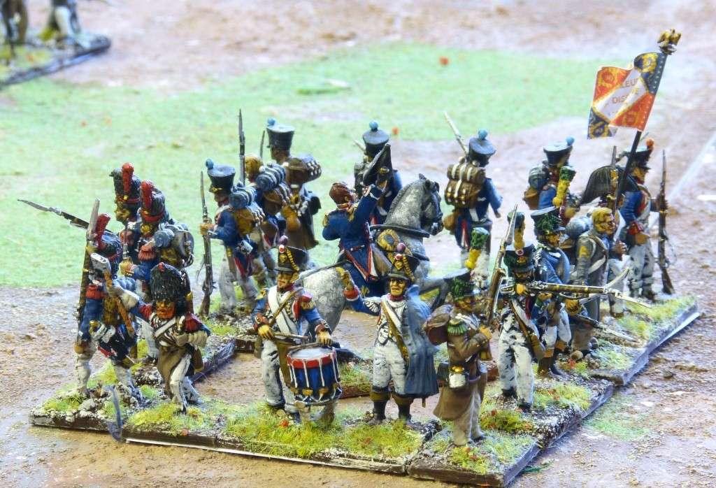 Campagne 1809 (ou ce que vous verrez à Bourges pour Avaricum v !) P1000755