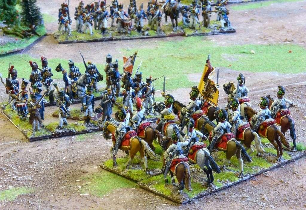 Campagne 1809 (ou ce que vous verrez à Bourges pour Avaricum v !) P1000756