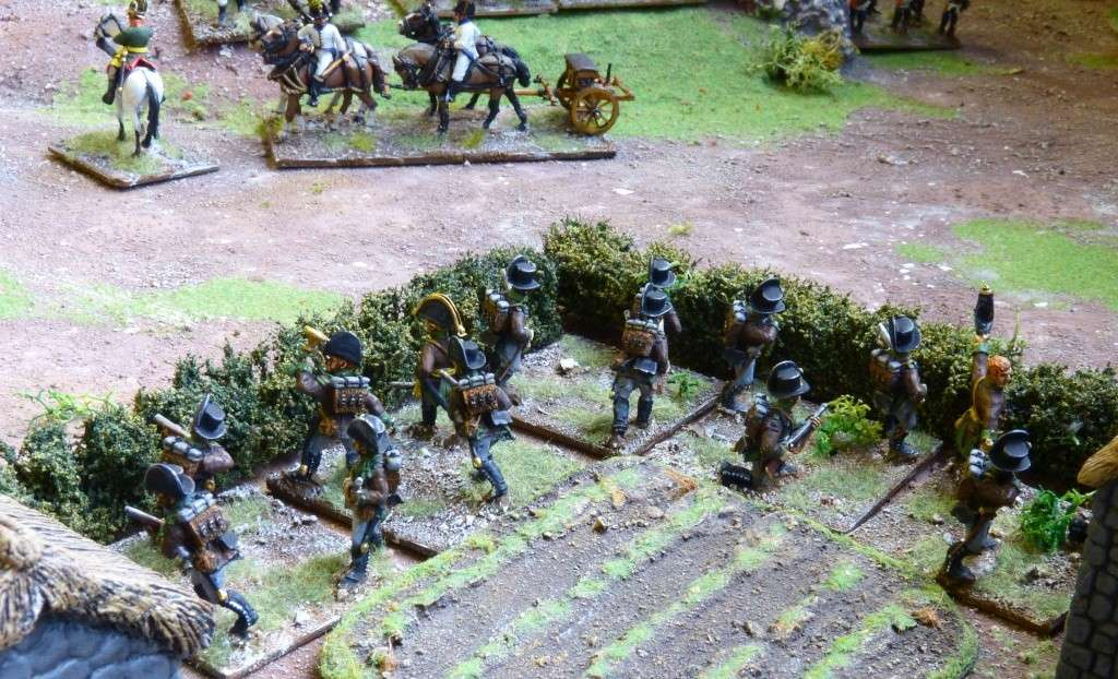 Campagne 1809 (ou ce que vous verrez à Bourges pour Avaricum v !) P1000810