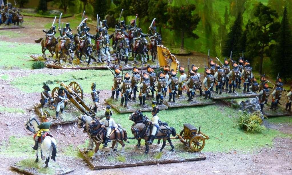Campagne 1809 (ou ce que vous verrez à Bourges pour Avaricum v !) P1000811
