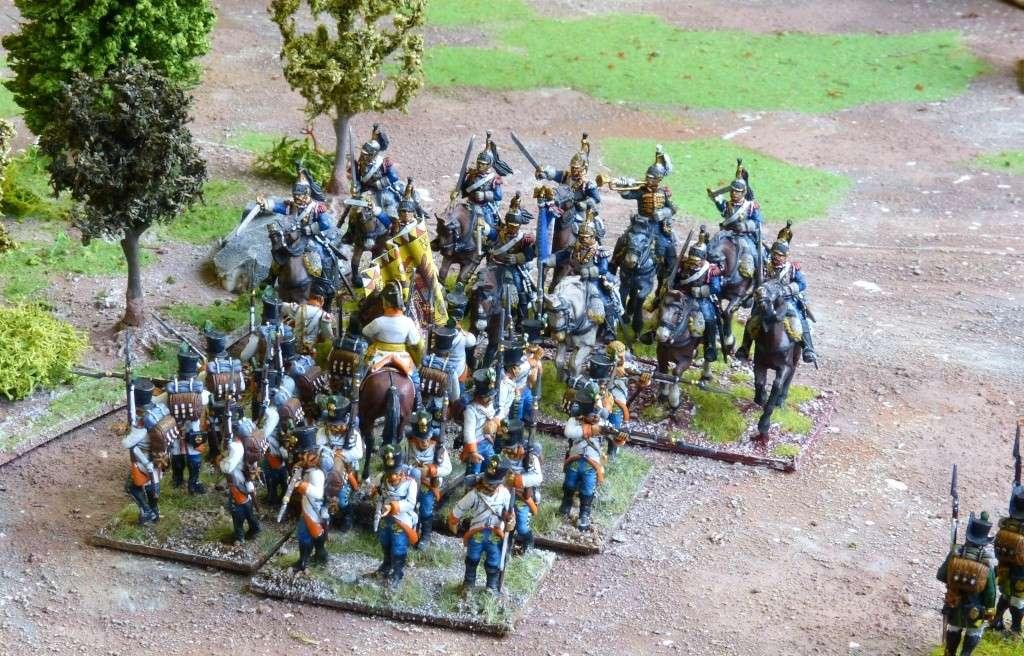 Campagne 1809 (ou ce que vous verrez à Bourges pour Avaricum v !) P1000813